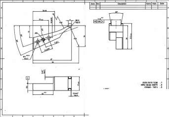 Technical Drawings – Precision Tool Making